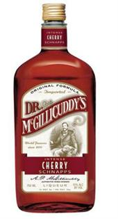 Dr. Mcgillicuddy's Liqueur Intense Cherry 750ml